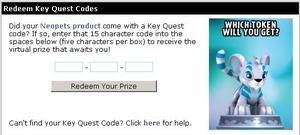 Keyquestcode
